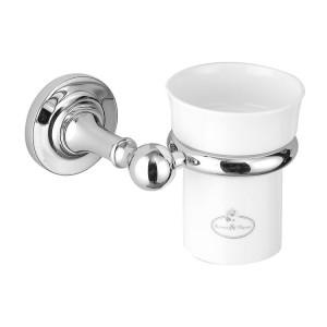 Koupelnový držák a pohár...