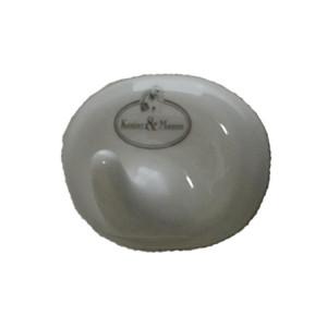 Držák ručníku porcelán (bílá)